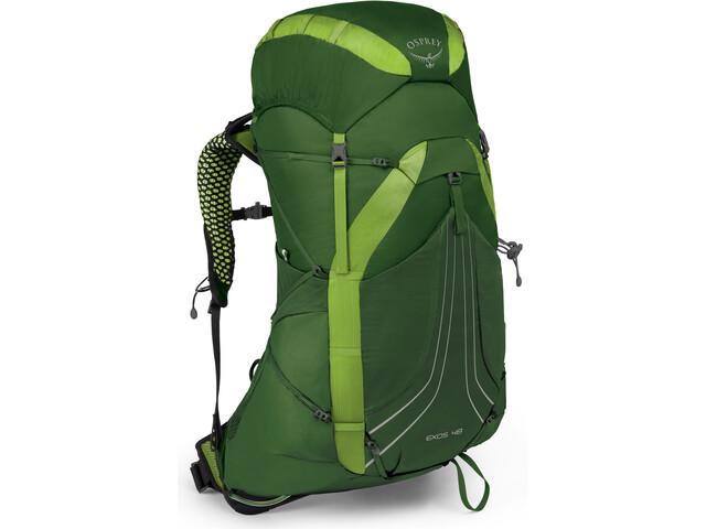 Osprey Exos 48 Backpack Men tunnel green